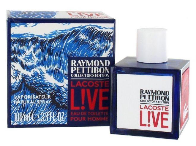 Lacoste  Live RAYMOND PETTIBON Collector's Edition