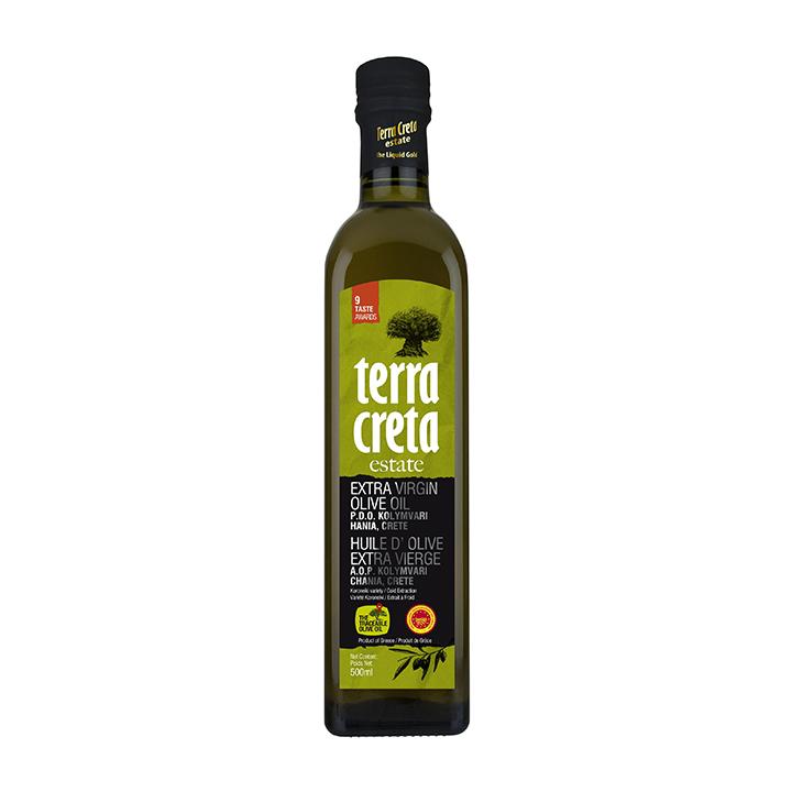 Оливковое масло Terra Creta - 500 мл экстра вирджин PDO