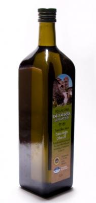 Оливковое масло монастырское Laconia Pantanassa Monastery - 500 мл экстра вирджин