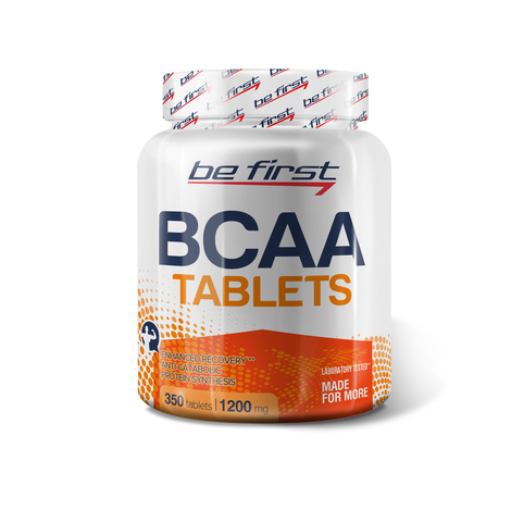 Be First BCAA Tablets 350 таб