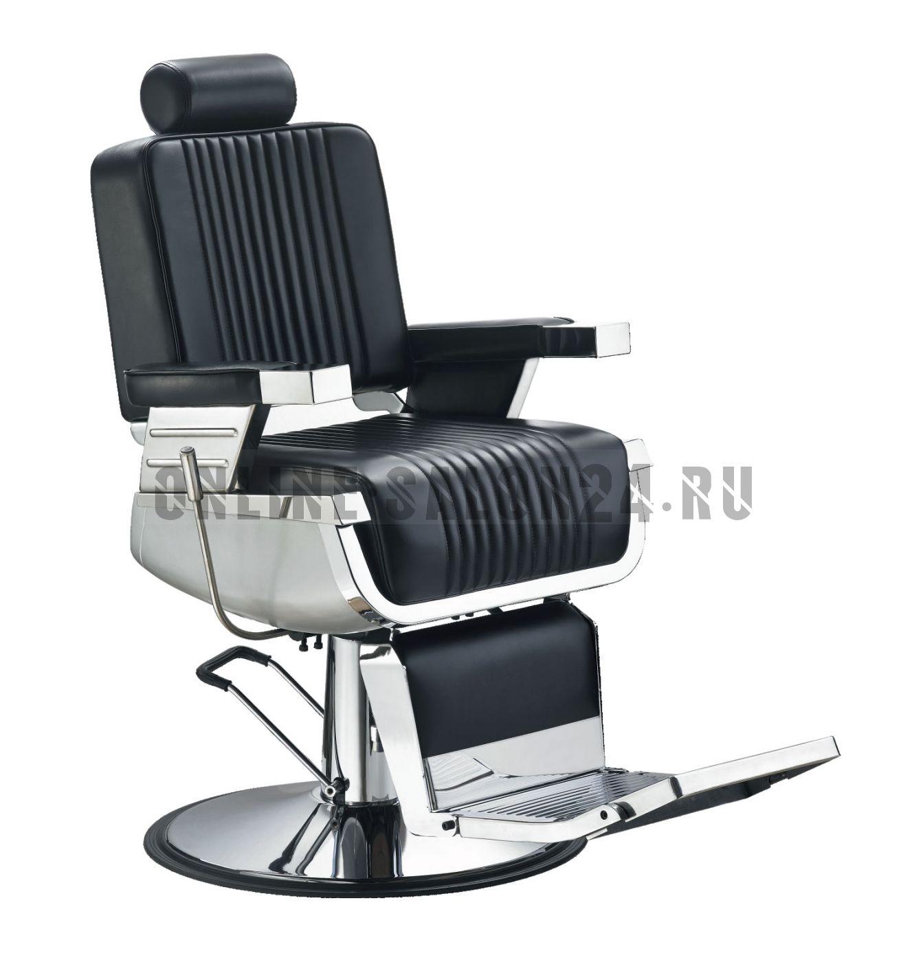 Кресло парикмахерское мужское А300 BARBER