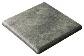 Ступень угловая Esquina Jasper Gris 33×33