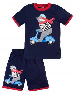 Комплект для мальчика 1-4 лет BK004FS15