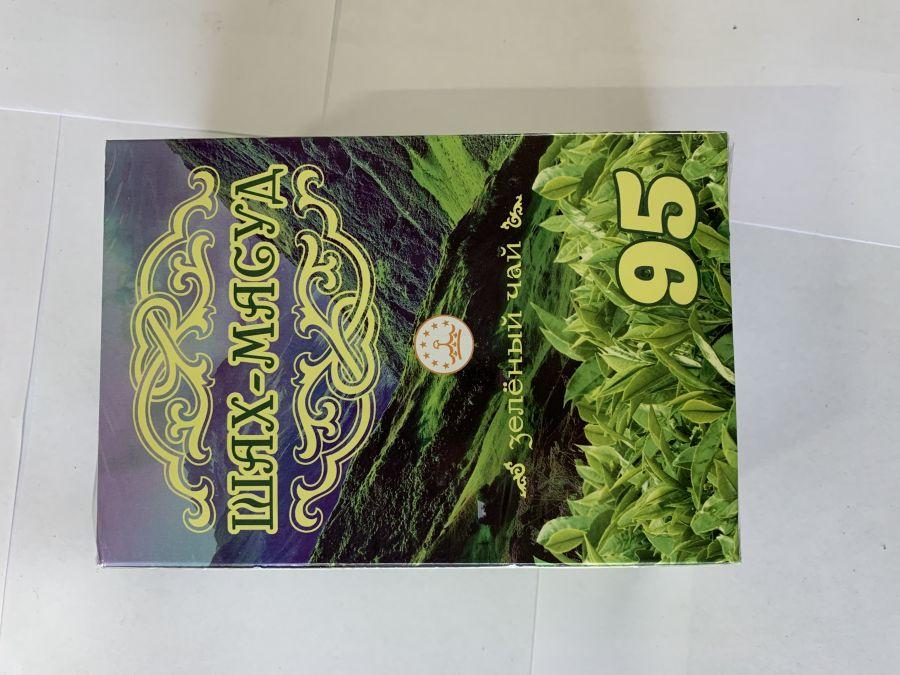 Зеленый чай ШАХ-МАСУД  100ГР