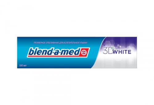 Diş məcunu Blend-a-med 3D WhiTe 100 ml.