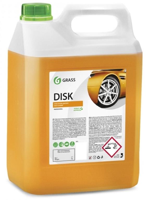 "Средство для очистки дисков ""Disk"" GRASS 5л"
