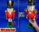 Конструктор S Щелкунчик Nutcracker 7046 (Аналог LEGO Creator 40254) 764 дет