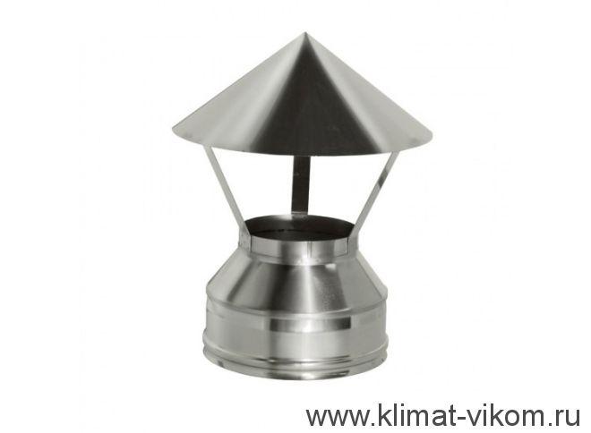 Зонт ф 160, AISI 439/0,5мм, тип 2
