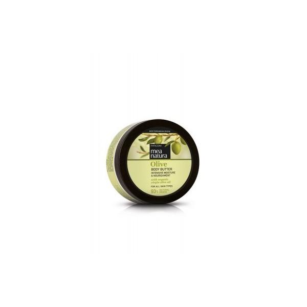 Оливковый крем-масло для тела «Интенсивное увлажнение и питание» - 250 мл