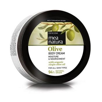 Mea Natura Olive, Крем для тела, 250 мл