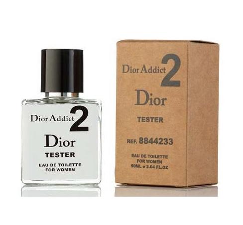 Мини Tester Christian Dior Addict 2 50 мл (ОАЭ)