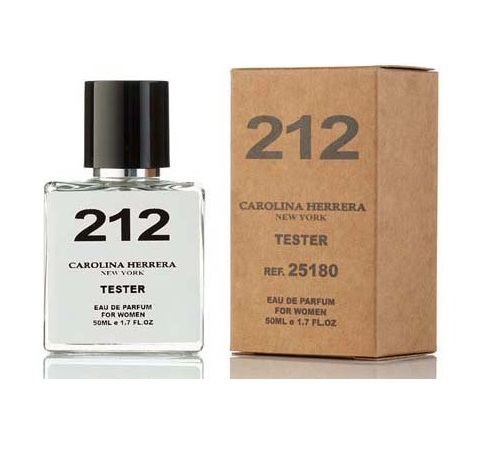 Мини Tester Carolina Herrera 212 For Women 50 мл (ОАЭ)