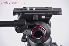 Штативная видеоголовка FST VH803