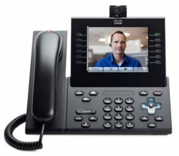 IP Телефон Cisco CP-9971-CL-CAM-K9=