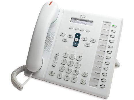 IP Телефон Cisco CP-6961-W-K9=