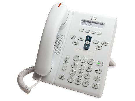 IP Телефон Cisco CP-6921-W-K9=
