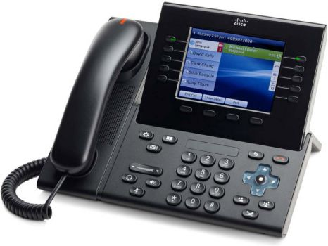 IP Телефон Cisco CP-8961-CL-K9=