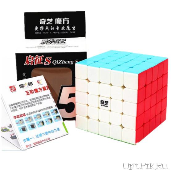 Кубик Рубика QiYi 5*5