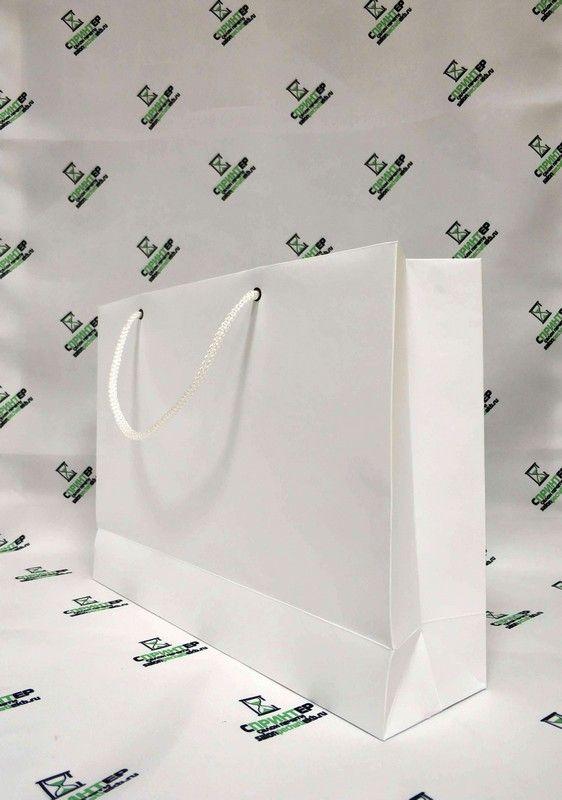 Пакет бумажный 350*250*90 мм