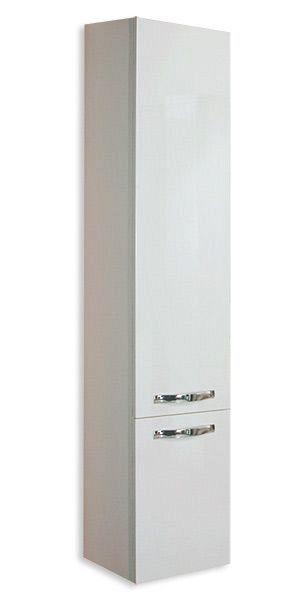 Шкаф-колонна Акватон Ария подвесной Белый 1A134403AA010