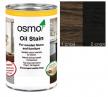 Цветные бейцы на масляной основе для тонирования деревянных полов Osmo Ol-Beize 3590 Черный 1 л