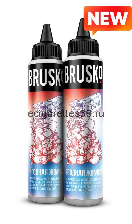 Жидкость Brusko, Ягодная жвачка, 60 мл.