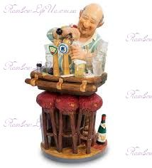 "Фигурка бармен ""Profisti.Parastone"""