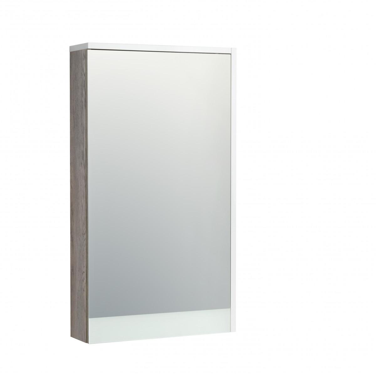 Зеркальный шкаф Акватон Эмма, 1A221802EAD80, 46 х 82 см