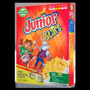 Готовый завтрак ЗВЁЗДОЧКИ МЕДОВЫЕ Junior STARS 200 г