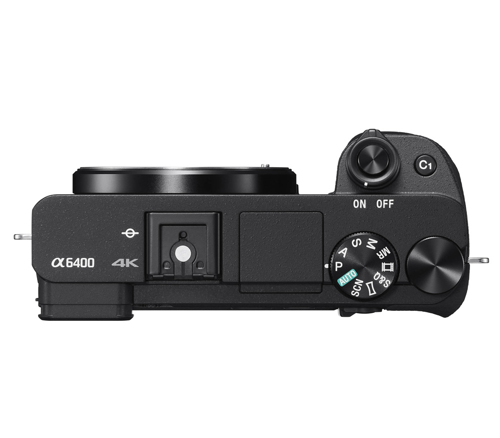 Sony Alpha ILCE-6400 Body(ENG)