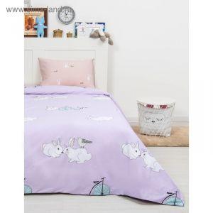 Детское постельное бельё «Зайка»