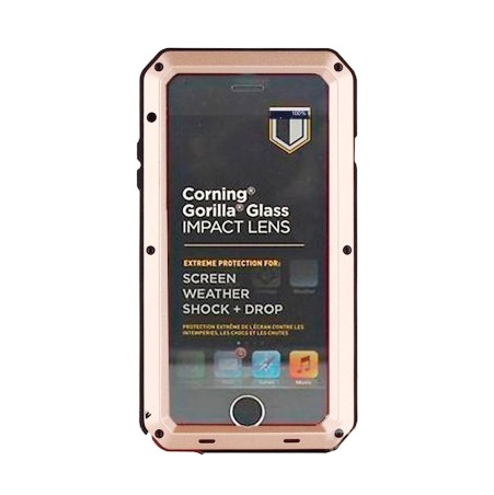 Чехол LUNATIK TAKTIK EXTREME для iPhone 7 Plus, 8 Plus Золотистый