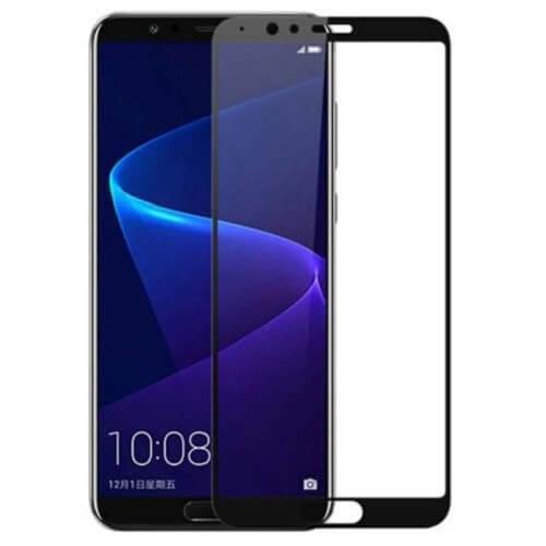 Защитное стекло полное (2.5D) для Huawei Honor 10 Черный