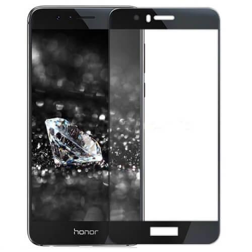 Защитное стекло полное (2.5D) для Huawei Nova Черный