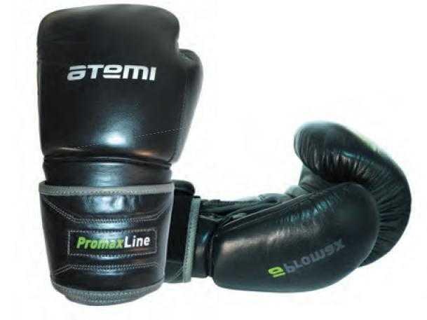 Перчатки боксерские ATEMI APBG-002