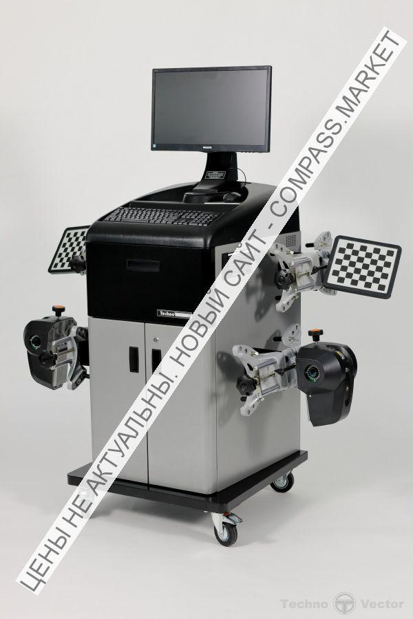 Стенд сход-развал 3D Техновектор 6 T6202