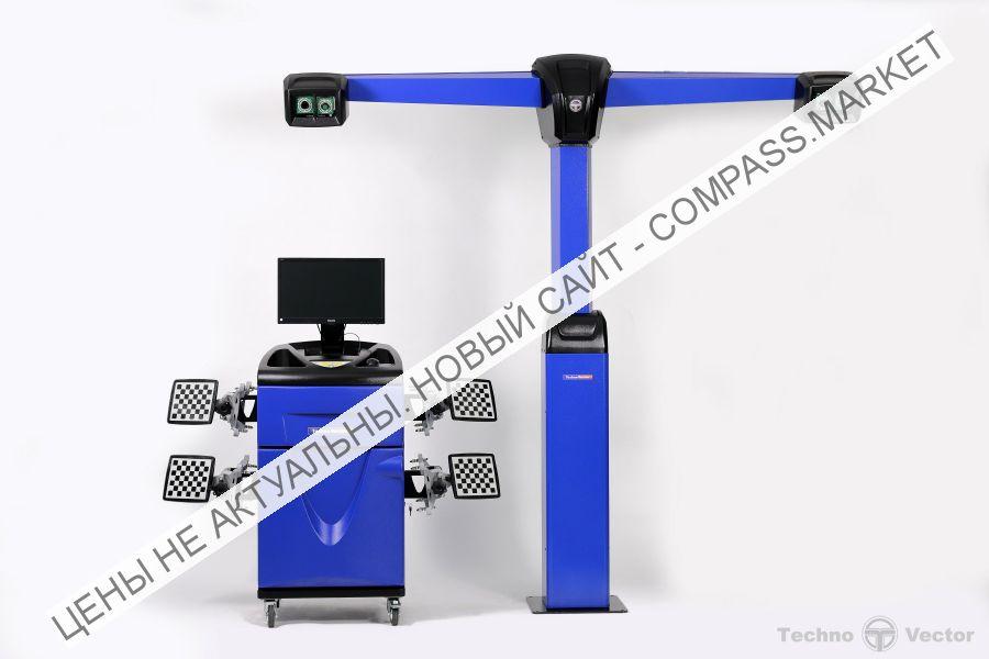 Стенд сход-развал 3D Техновектор 7 V 7204 T S