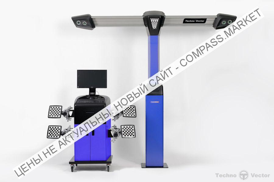 Стенд сход-развал 3D Техновектор 7 T 7204 TP