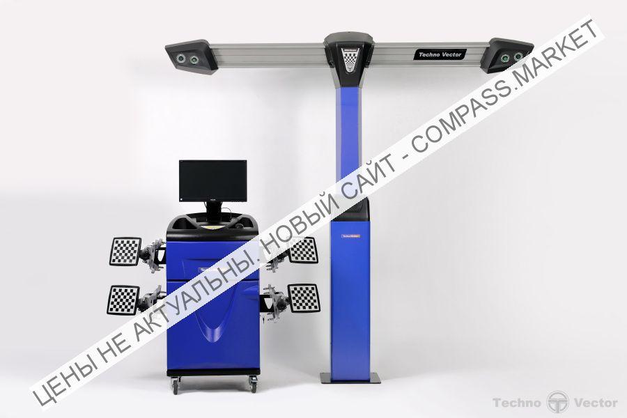 Стенд сход-развал 3D Техновектор 7 V 7204 TP