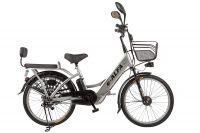 Электровелосипед Green City E-ALFA 350W 48V/9Ah