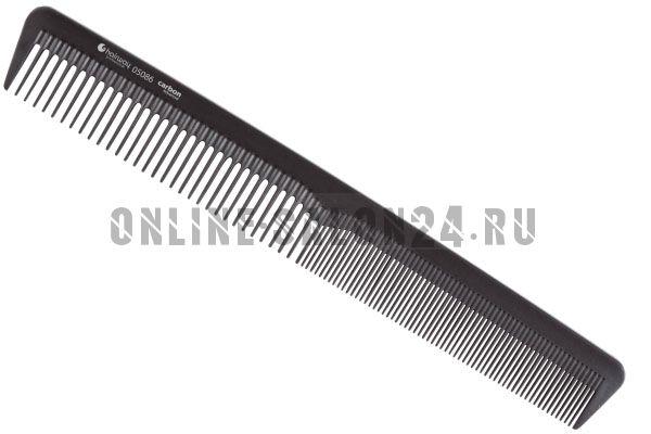 Расческа Hairway Carbon Advanced комбинированная 180 мм