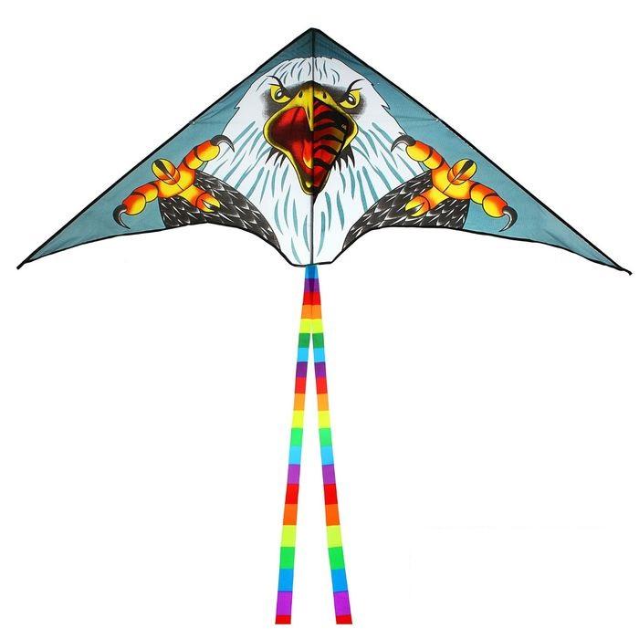 Воздушный змей БОЛЬШОЙ ОРЕЛ 160Х80 СМ