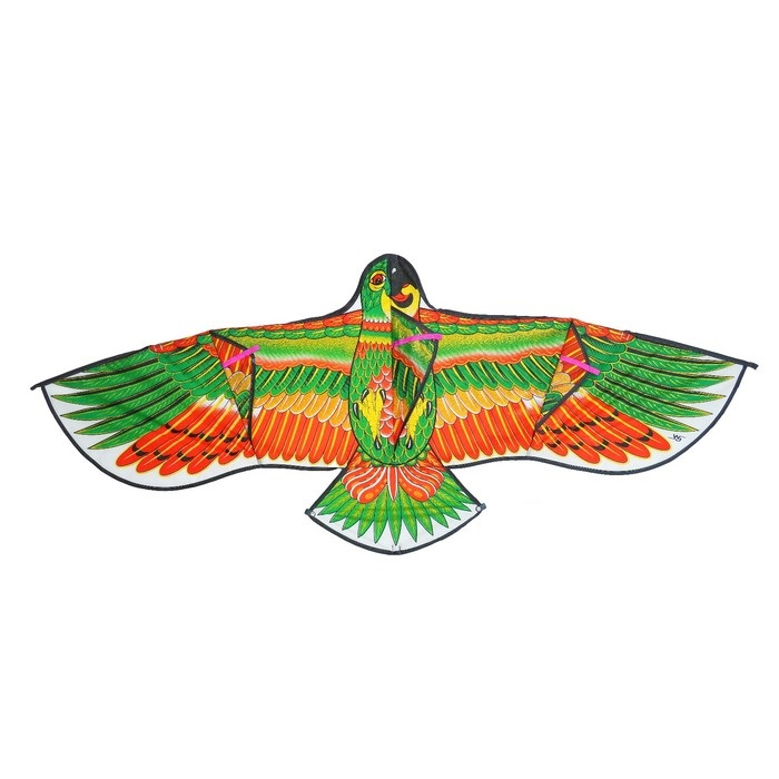Воздушный змей КАКАДУ 140Х60 СМ