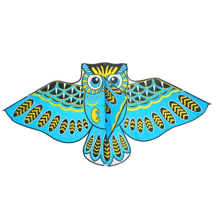 Воздушный змей БОЛЬШАЯ СОВА 140Х70 СМ