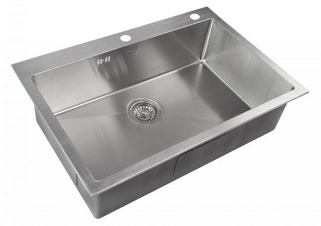 Врезная кухонная мойка ZorG INOX RX-7551