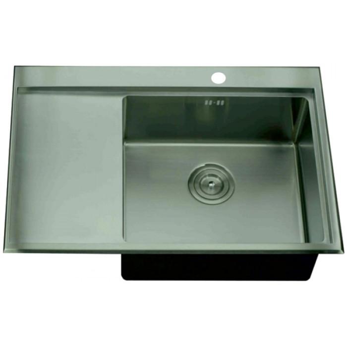 Врезная кухонная мойка ZorG INOX RX-7851-R