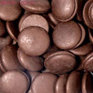 Глазурь ДИСКИ тёмные вес 100 гр.