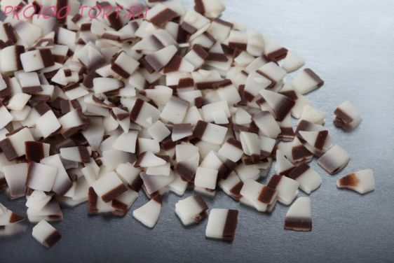 Крошка МРАМОР шоколадная 100 гр.