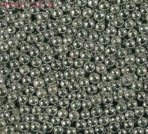 Шарики Серебряные (d6 мм) 50 гр.