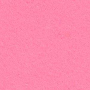 Фетр, 1 мм, 20*30 см, Ярко-розовый